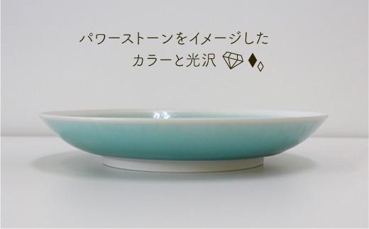 VA34 【波佐見焼】シャイニーカラー プレート 大 6枚セット【陶芸ゆたか】-5