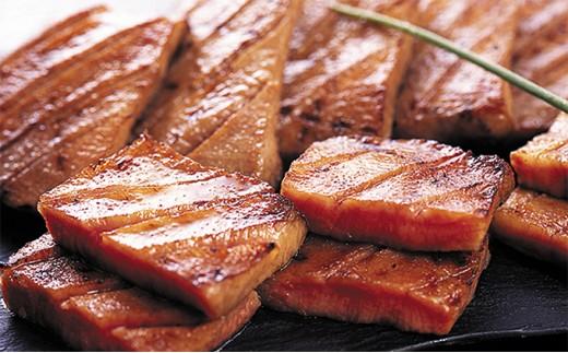 [№5531-0045]味の牛たん喜助 厚切り牛たん詰合せ しお味・たれ味 各90g