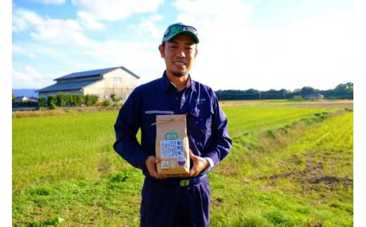 たごもり農園の自然米 3kg