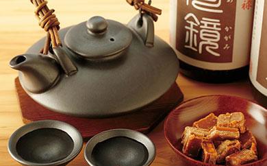 植園酒造 芋焼酎夢鏡1.8L・黒千代香セット