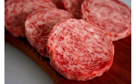 【B-49】牧場直送 牛肉100%ふんわりロールステーキ 10個
