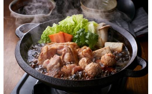 宗像の食文化『鶏(ちょんちょん)のすき焼き』です!