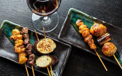 料理に合わせたワインや日本酒のセレクトもお任せできます。