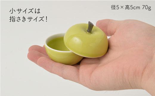 PA94 【波佐見焼】りんごファミリー キャニスターセット【福田陶器店】-5