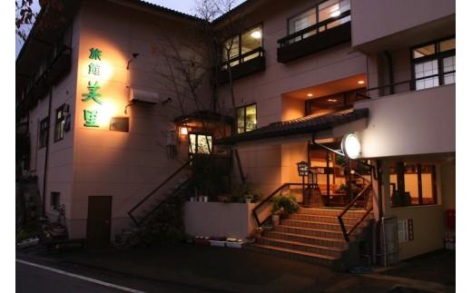 ◆【黒川温泉】和風旅館 美里ペア宿泊券