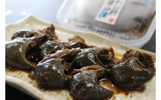 (5)-8【数量限定】極味のひもの魚水特製「房州産あわびの肝 醤油漬け」