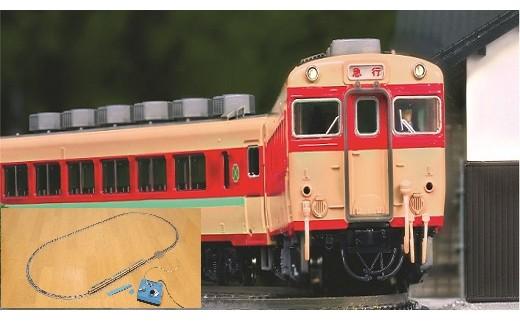 G015 Nゲージ[日本全国で活躍したディーゼル急行!キハ58系運転セット]