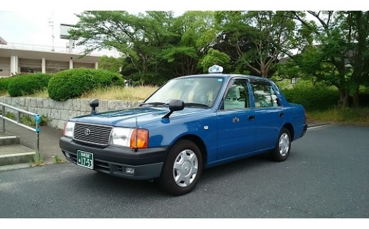 貸切観光タクシー3時間 奈良公園プラン(小型車)