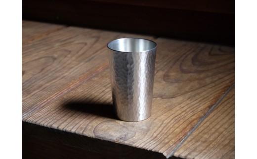 錫鎚目カップ