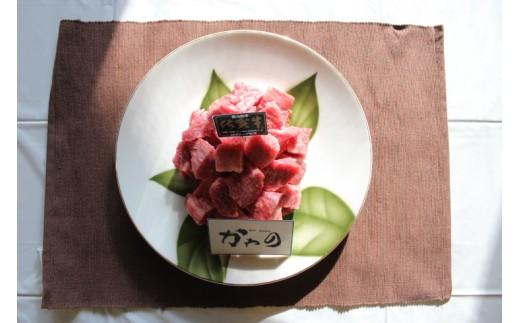 創業74年老舗の佐賀牛サイコロステーキ400g(画像はイメージです)