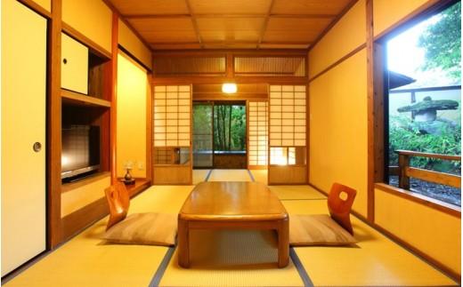 <部屋>本館客室一例