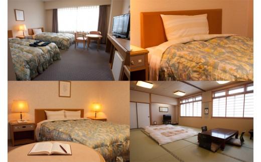 ゆったりとくつろげるお部屋♪※お部屋等は寄附のご入金後、別途調整させていただきます。
