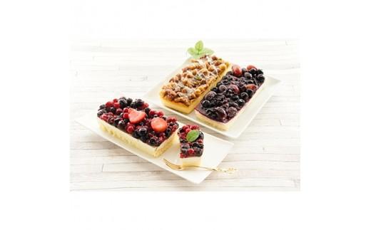 フルーツとナッツの贅沢ケーキセット【1082686】