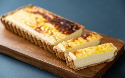 「CHEESECAKE一厘」チーズケーキ(プレーン)【B22】