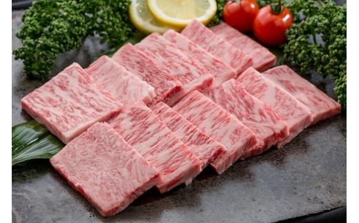 R-3 佐賀牛「カルビ焼肉」1kg