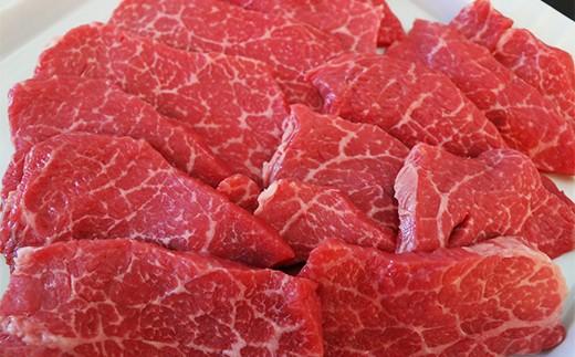 【定期便6回】熊本県産 あか牛 焼肉用 900g 焼き肉 赤牛