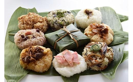 小千谷産もち米を使用した美味しいおこわをちまきにしました