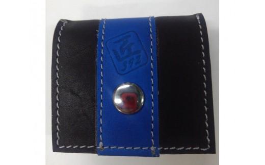 No.043 野球グローブの革製!小さなコインケース BAG / 小銭入れ 折りたたみ式 コンパクト 手作り 大阪府 特産品