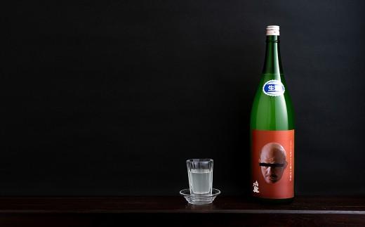 【地酒】ビクトル投げからの膝十字固め(純米にごり酒) 1本