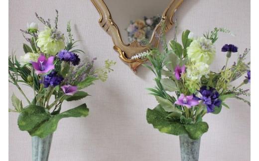 季節に応じて花の種類が変わります