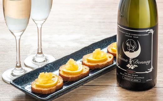 ワインの用な楽しみ方もオススメです