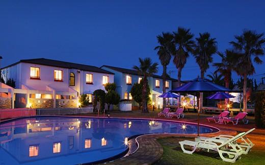 「オーベルジュ オーパヴィラージュ」は大人向けのリゾートです。