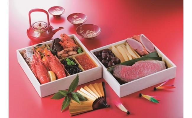 ふるさとチョイス | 【KS-500】ローストビーフの店鎌倉山 特製おせち料理