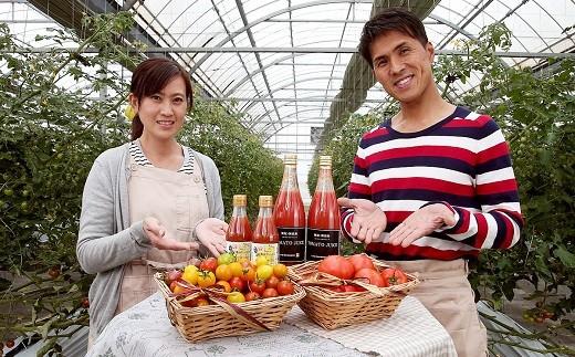 トマト好きにはたまらない贅沢なトマトセット H004-003