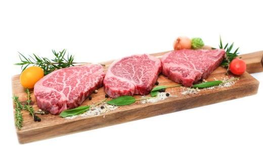 【1月】黒毛和牛ヒレステーキ 300g