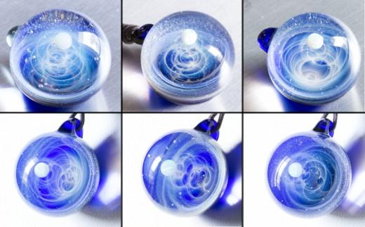 手作り品のため螺旋部分の風合いや細やかな部分はそれぞれ違いがあります