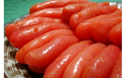 AU-020 明太子職人秘伝の味・辛子明太子切子たっぷり1.2kg