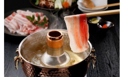 「茶美豚」は臭みが少なくジューシー。豊かな甘みが特徴です。