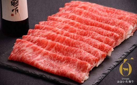 おおいた和牛すき焼きセット(500g)【1089362】