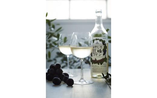 巨峰ワイン(白)
