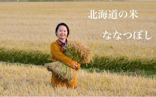 【2020年度米】山内農園 ななつぼし 減農薬(クリーン米)10kg