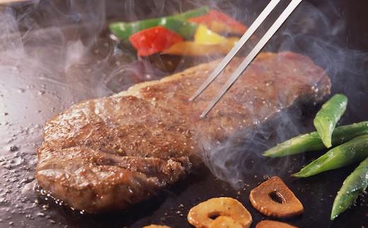 なかやま牧場 黒毛和牛ギフト:ロースステーキ