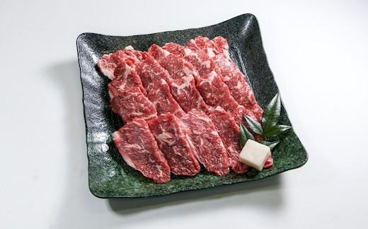 高原黒牛 ロース焼肉用:旨さの詰まった赤身を満喫できるロース焼肉