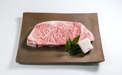 神石牛 ロースステーキ:なかやま牛の最高峰。ひと口で幸福になる最上の味