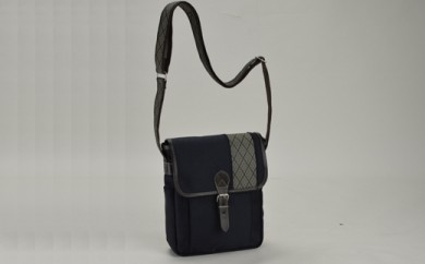 鞄の國 和柄帯縦型ショルダー (01021-03) コン