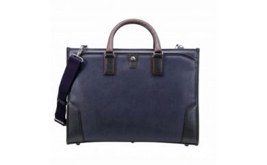豊岡鞄 craftsmanship 2ルーム(ネイビー)