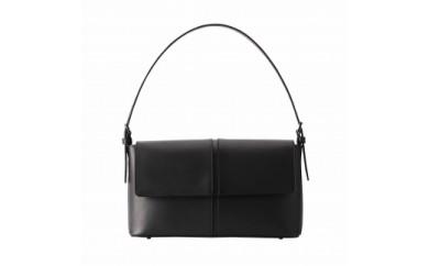 カブセフォーマルバッグ 豊岡鞄 TOTTE(ブラック)