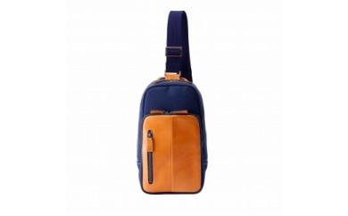 ボディバッグ 豊岡鞄 2302 ネイビー