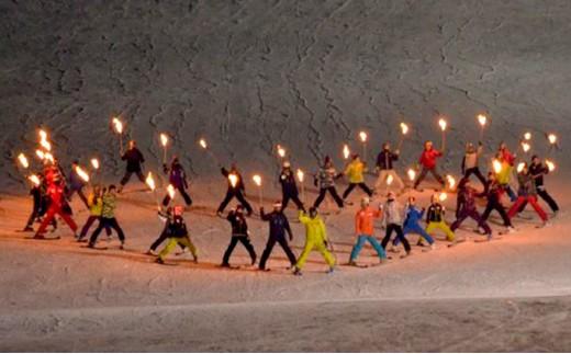 [№5779-0292]日高国際スキー場ナイター共通シーズン券(シニア)
