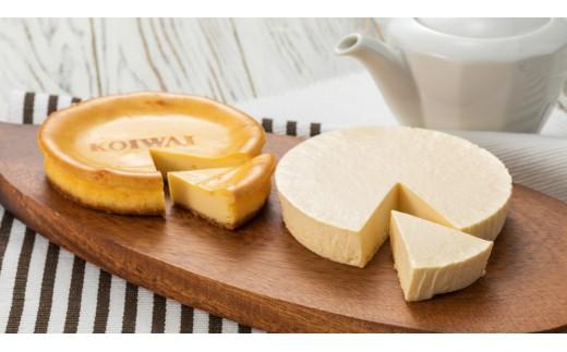 H-001 小岩井農場「チーズケーキセット」