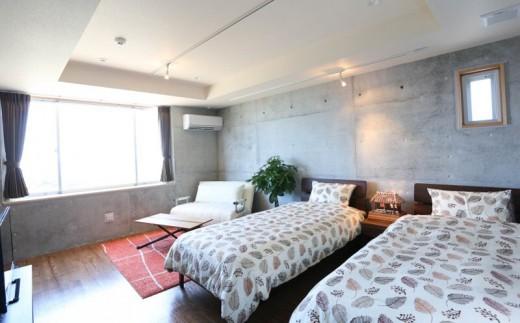 『読谷焼き』で自炊も楽しめる!コンドミニアム型宿泊施設1泊2日(ペア)
