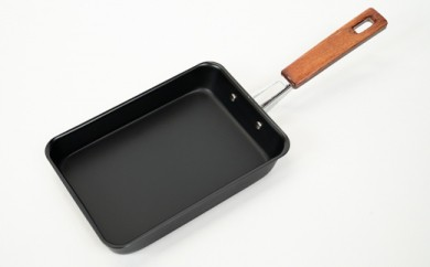 【IH対応!】燕市の地場産製品『鉄製玉子焼き器』
