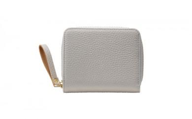 豊岡財布 TUTUMU ITA Z compact Wallet (SW201)グレー