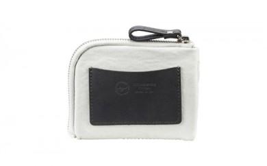 豊岡鞄 TUTUMU mini Wallet (S3300 24-181)キナリ