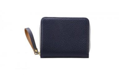 豊岡財布 TUTUMU ITA Z compact Wallet (SW201)ネイビー
