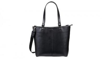 豊岡鞄 YOUTA LIZARD 2WAY トート(YK-30)ブラック